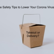 Coronavirus Takeout vs Delivery Food
